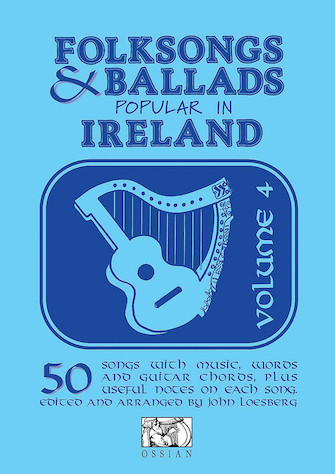 Product Cover for Folksongs & Ballads Popular in Ireland