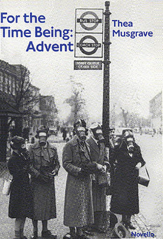 Product Cover for For the Time Being: Advent