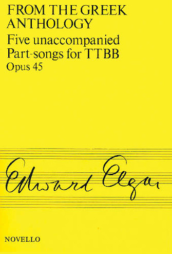 Product Cover for Five Unaccompanied Part-Songs for TTBB – Op. 45