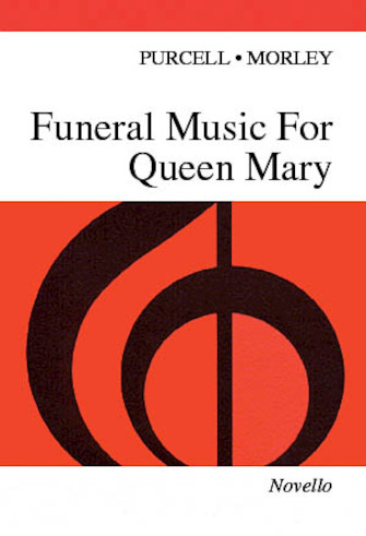 Product Cover for Funeral Music for Queen Mary