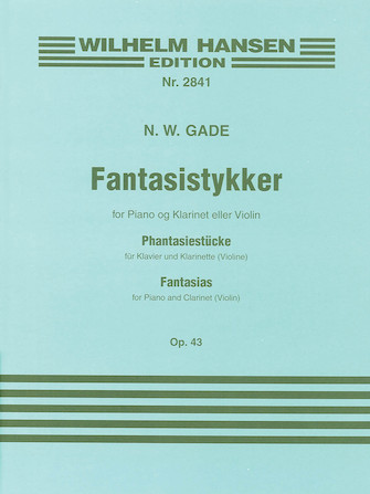 Product Cover for Fantasias Op. 43
