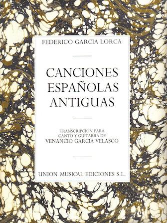 Product Cover for Canciones Espanolas Antiguas