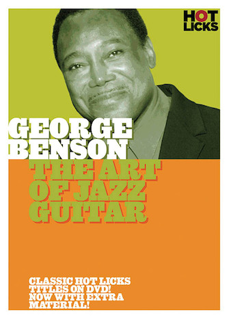 Product Cover for George Benson – The Art of Jazz Guitar