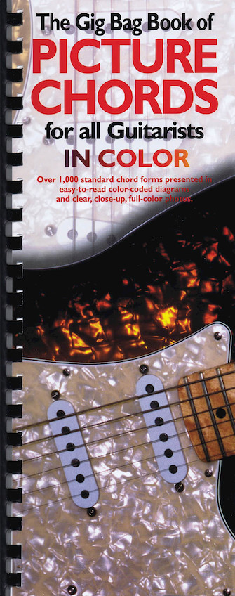 Product Cover for The Gig Bag Book of Picture Chords for All Guitarists in Color