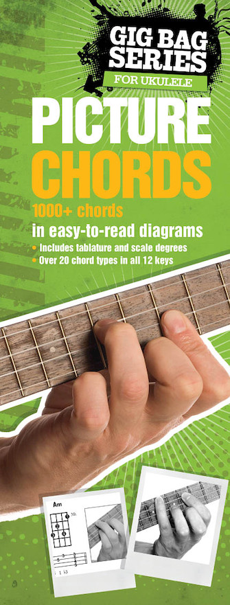 Product Cover for Gig Bag Series for Ukulele – Picture Chords