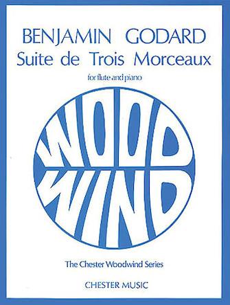 Product Cover for Suite De Trois Morceaux Op. 116