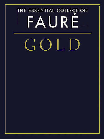 Product Cover for Fauré Gold – The Essential Collection