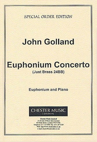 Product Cover for Euphonium Concerto
