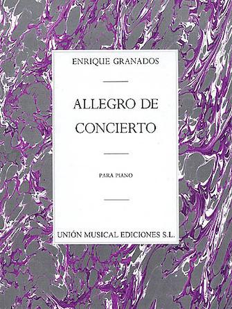 Product Cover for Allegro de Concierto