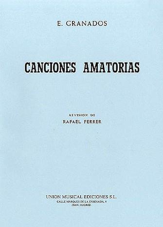 Product Cover for Canciones Amatorias
