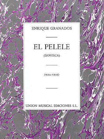 Product Cover for Enrique Granados: El Pelele From Goyesca