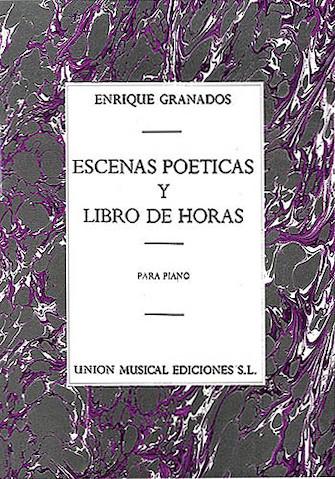 Product Cover for Enrique Granados: Escenas Poeticas / Libro De Horas