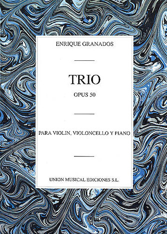 Product Cover for Trio Op. 50