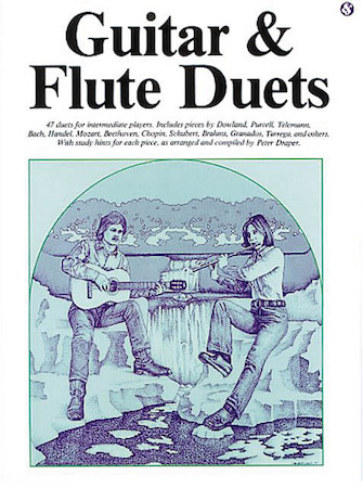 Product Cover for Guitar and Flute Duets