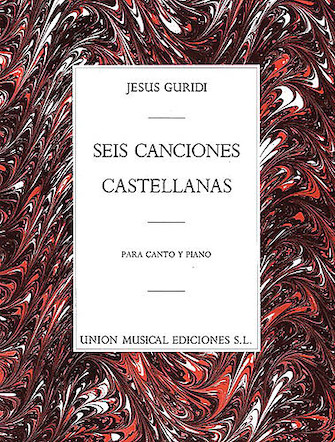Product Cover for 6 Canciones Castellanas