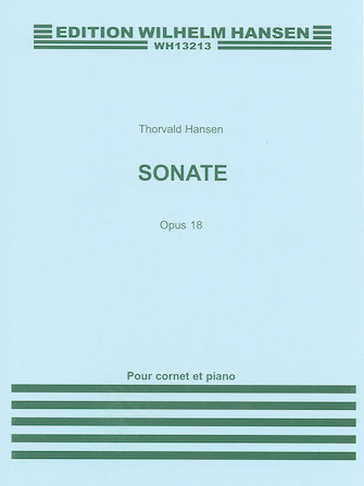 Product Cover for Sonata for Cornet and Piano, Op. 18
