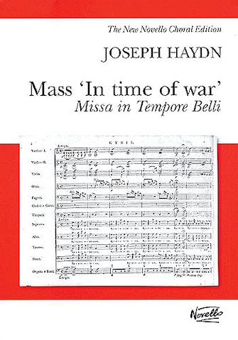 Product Cover for Mass in Time of War