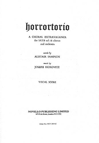Product Cover for Horrortorio