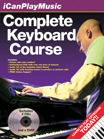 Product Cover for iCanPlayMusic Keyboard Course