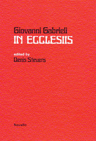 Product Cover for In Ecclesiis