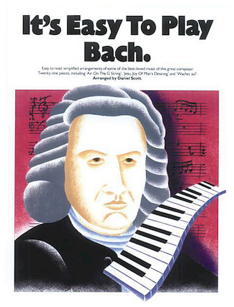 Product Cover for It's Easy to Play Bach