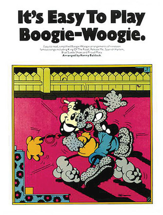 Product Cover for It's Easy to Play Boogie-Woogie