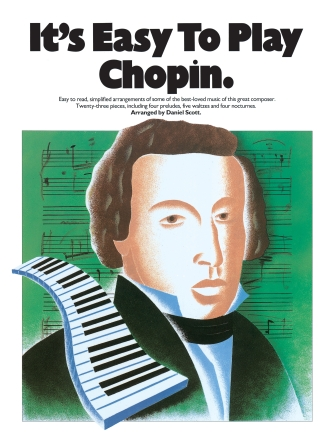 Product Cover for It's Easy to Play Chopin