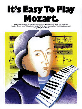 Product Cover for It's Easy to Play Mozart
