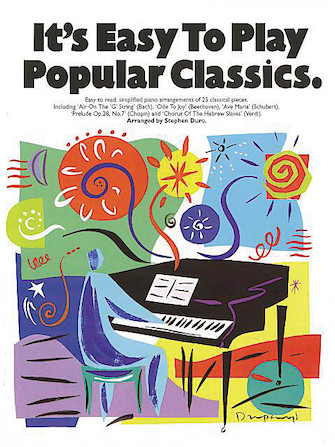Product Cover for It's Easy to Play Popular Classics