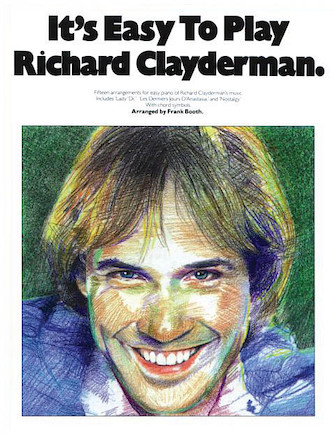 Product Cover for It's Easy to Play Richard Clayderman – Book 1