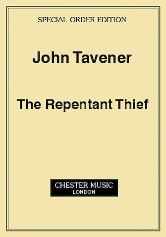 Product Cover for John Tavener: The Repentant Thief