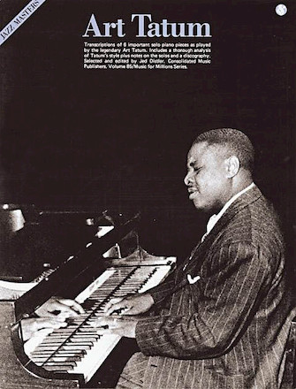 Product Cover for Art Tatum Jazz Masters
