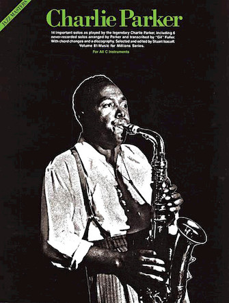 Product Cover for Charlie Parker – Jazz Masters Series