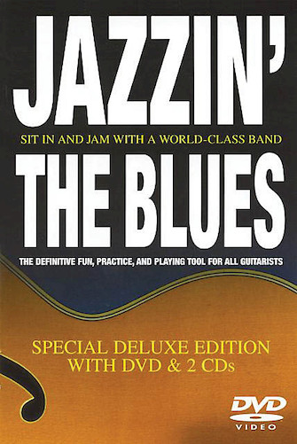 Product Cover for Jazzin' the Blues