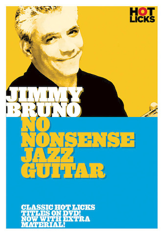 Product Cover for Jimmy Bruno – No Nonsense Jazz Guitar