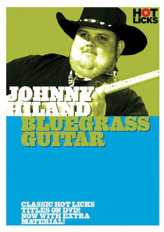 Product Cover for Johnny Hiland – Bluegrass Guitar