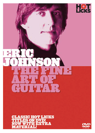 Product Cover for Eric Johnson – The Fine Art of Guitar