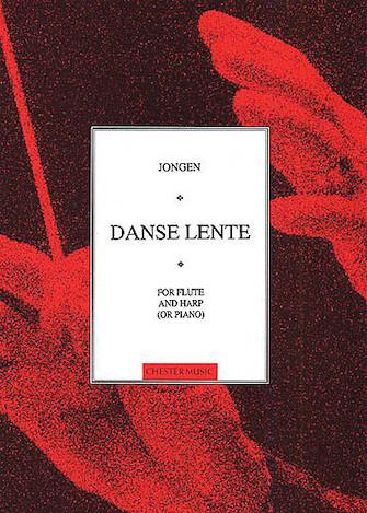 Product Cover for Joseph Jongen: Danse Lente (Flute and Harp Or Piano)