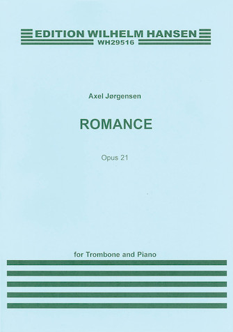 Product Cover for Romance Op. 21