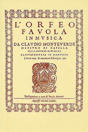 Product Cover for Claudio Monteverdi: L'Orfeo - Favola In Musica SV.318