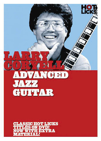 Product Cover for Larry Coryell – Advanced Jazz Guitar