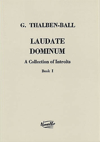 Product Cover for Laudate Dominum – A Collection of Introits, Book 1