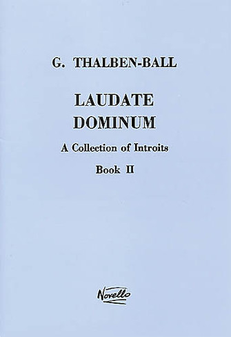 Product Cover for Laudate Dominum – A Collection of Introits, Book II