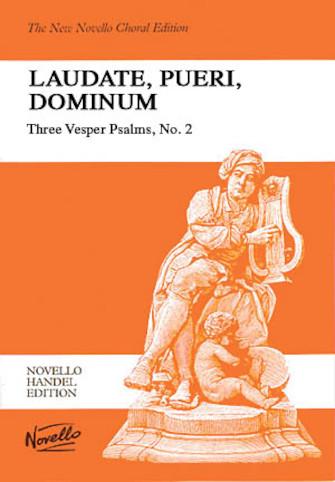 Product Cover for Laudate, Pueri, Dominum