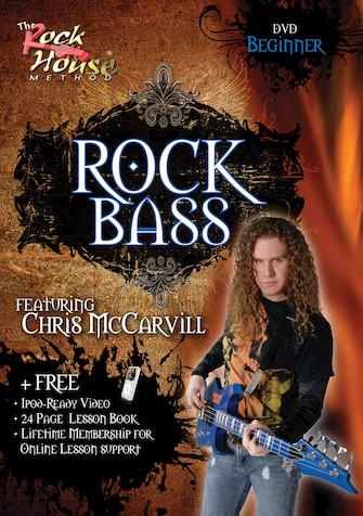 Chris McCarvill – Learn Rock Bass