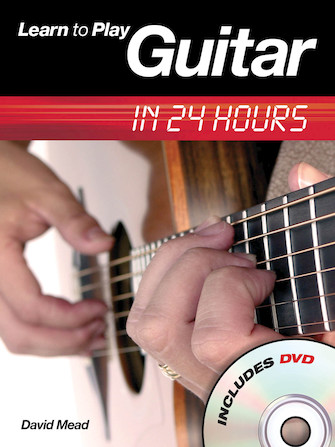 Product Cover for Learn to Play Guitar in 24 Hours