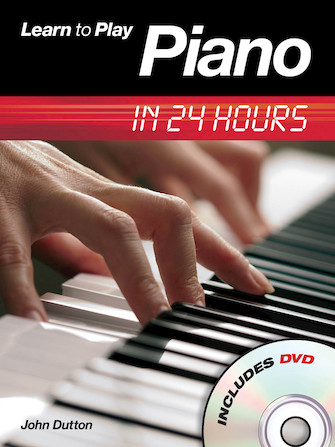 Product Cover for Learn to Play Piano in 24 Hours