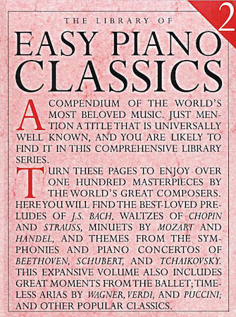 Product Cover for Library of Easy Piano Classics 2