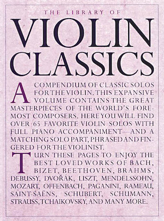 Product Cover for The Library of Violin Classics