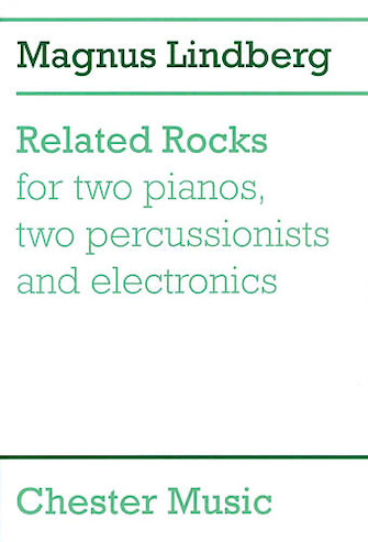 Product Cover for Magnus Lindberg: Related Rocks (Score)